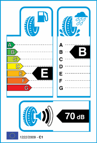 ROADSTONE N8000 235/40-18 EU Label