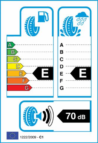 MICHELIN PILOT SPORT CUP 2 245/35-20 EU Label